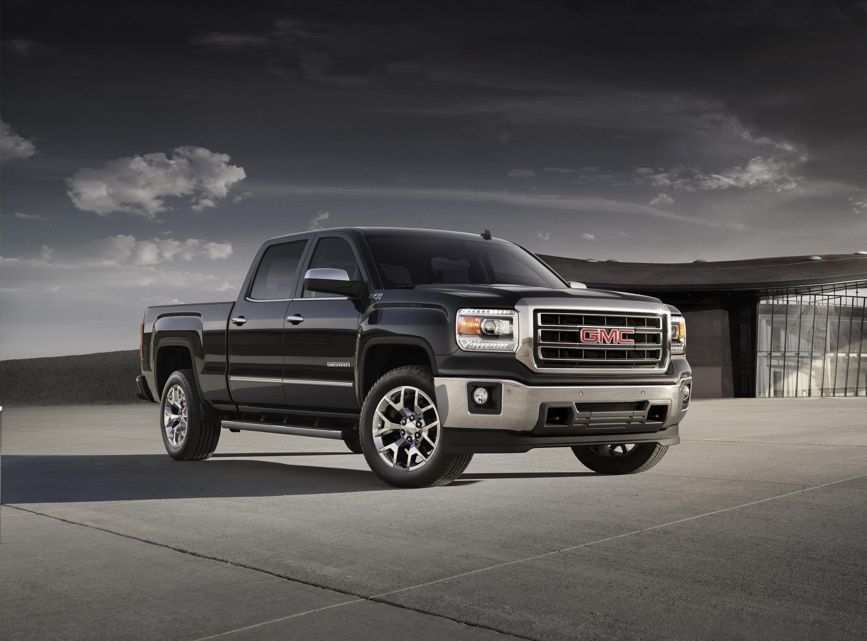 model image gmc truck sierra