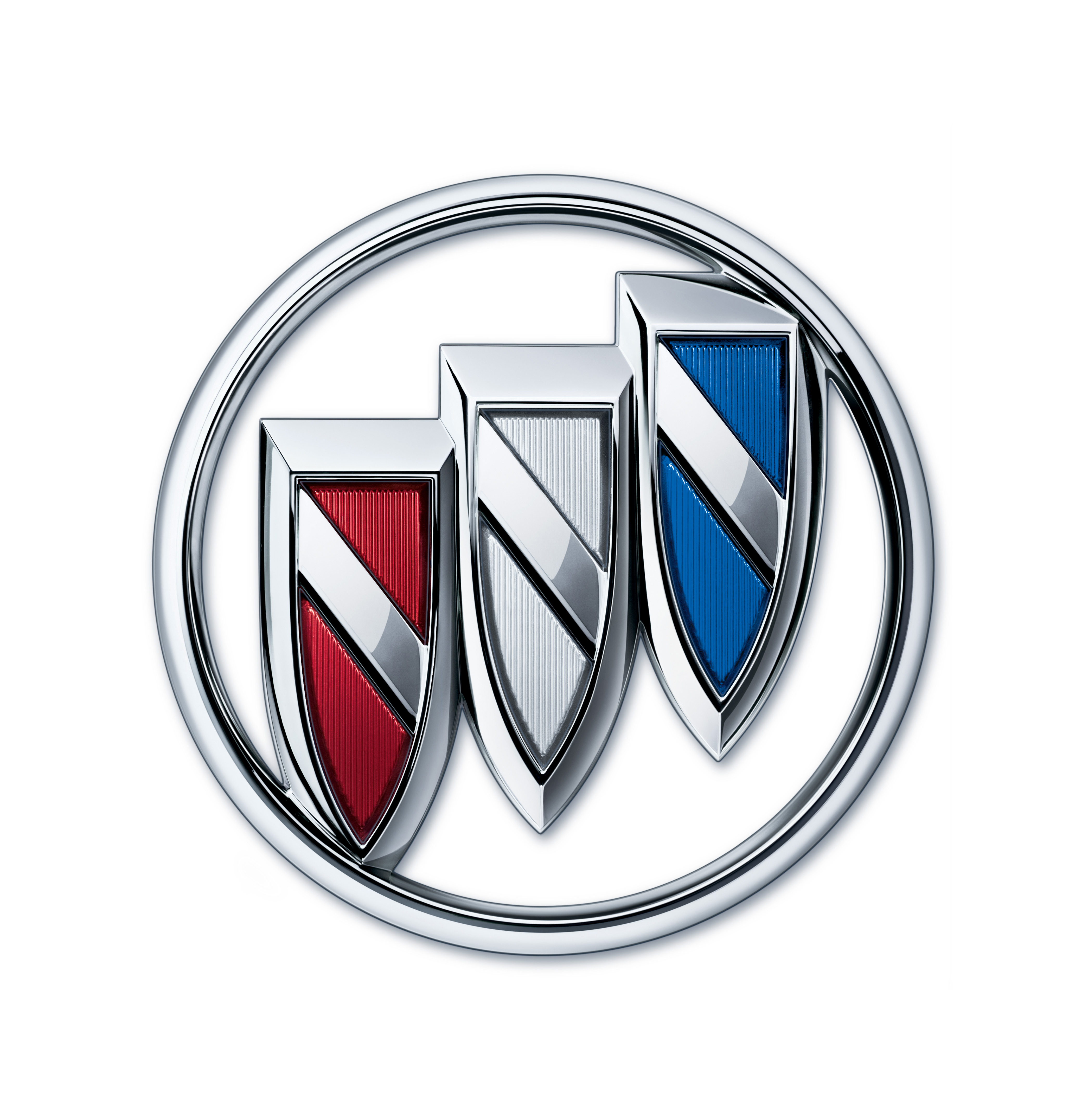 News Wire: Revised Tri-Shield Insignia Introduces New Face of Buick | Ozzie