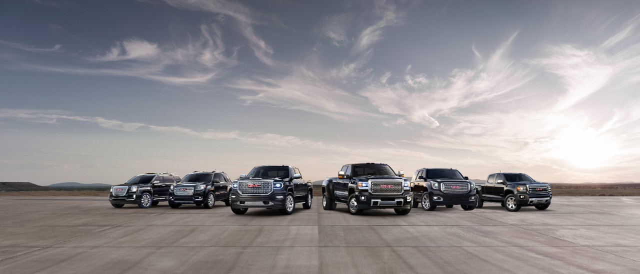 Customers continue to embrace the premium design, technology and capability that define the GMC brand. Retail sales of GMC crossovers, trucks and SUVs in the U.S. are up 12.6 percent year over year in the first nine months of 2015 – more than twice the industry average increase. © General Motors.