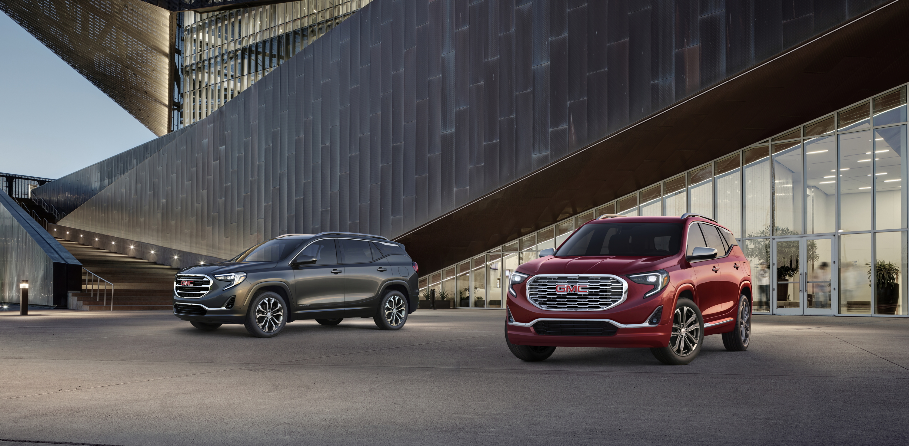 auto of roadshow pricing the review and terrain hd features gmc all preview