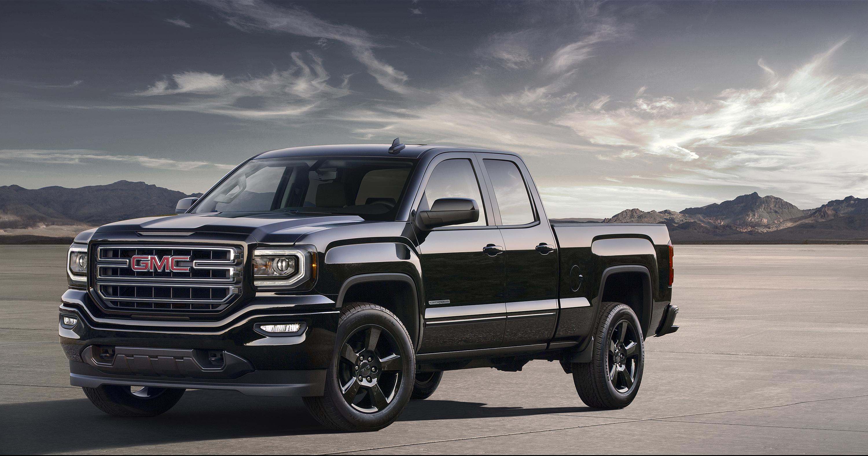 2016 Gmc Sierra Elevation Edition General Motors