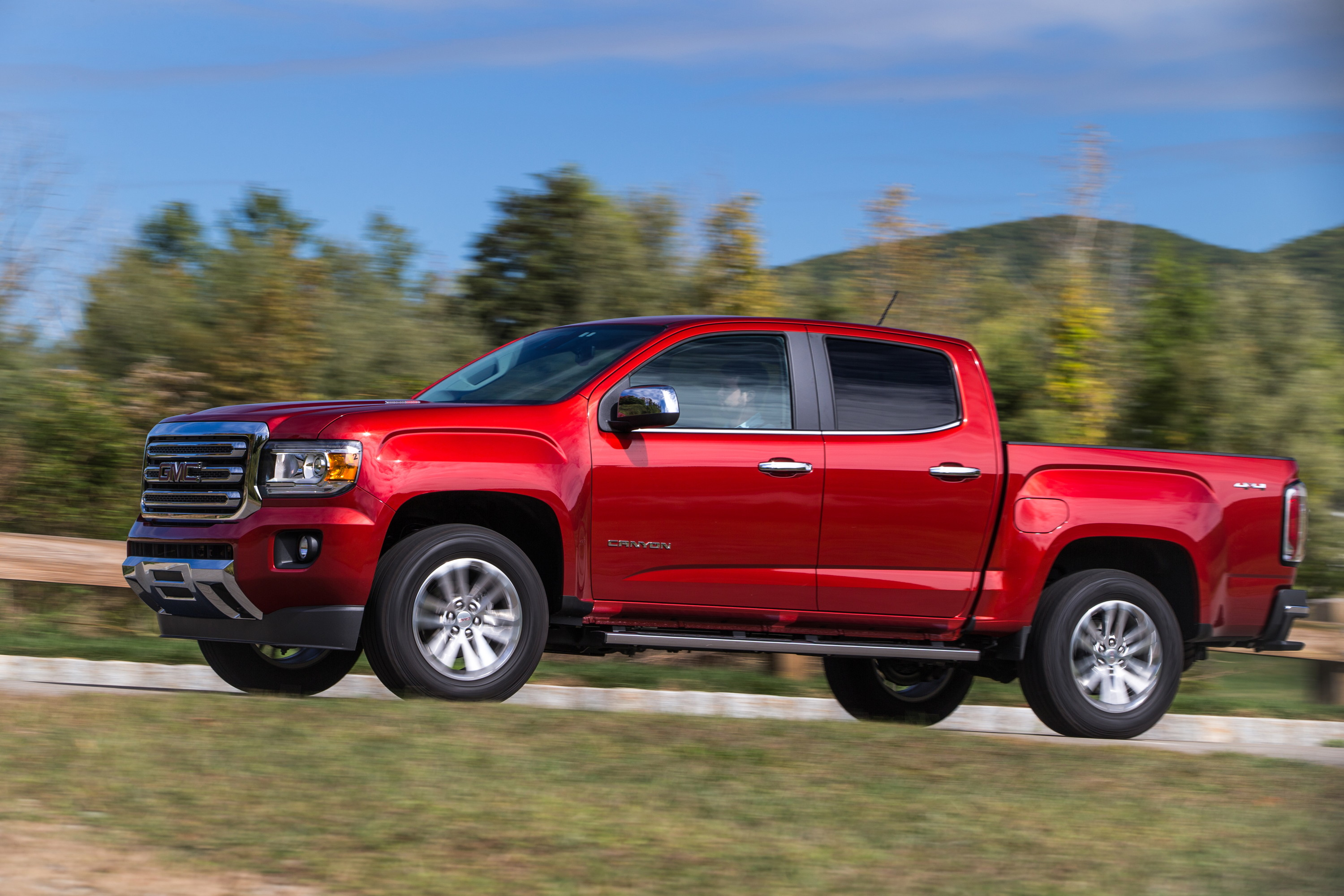 News Wire Gmc Canyon Diesel Best Pickup Fuel Economy